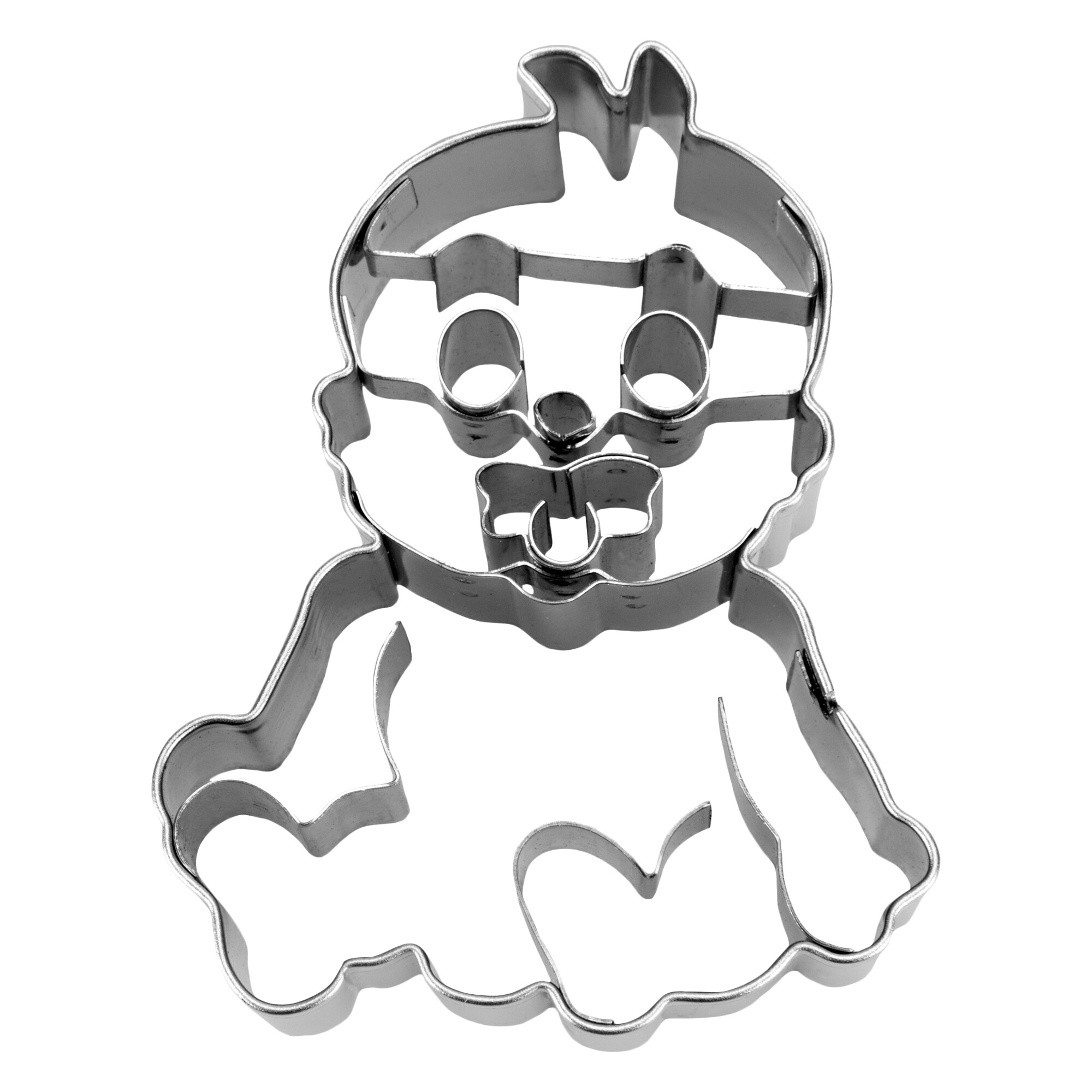 Cookie cutter with stamp - Baby
