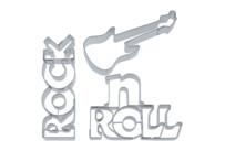 Ausstecher - Rock'n'Roll - Set, 3-teilig