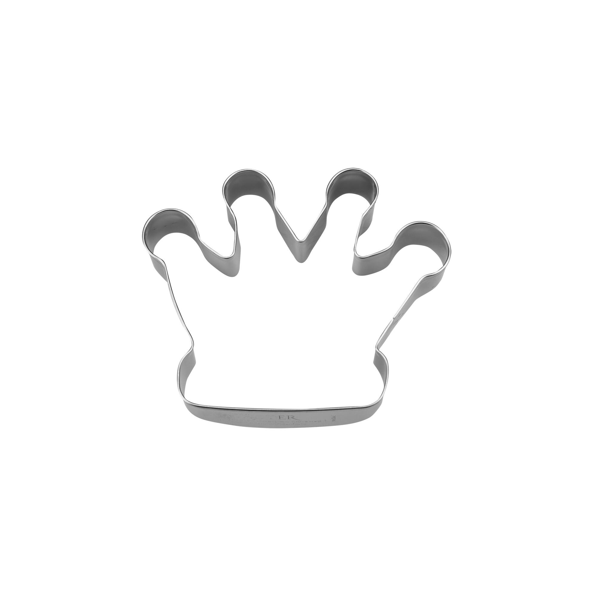 Ausstecher - Krone