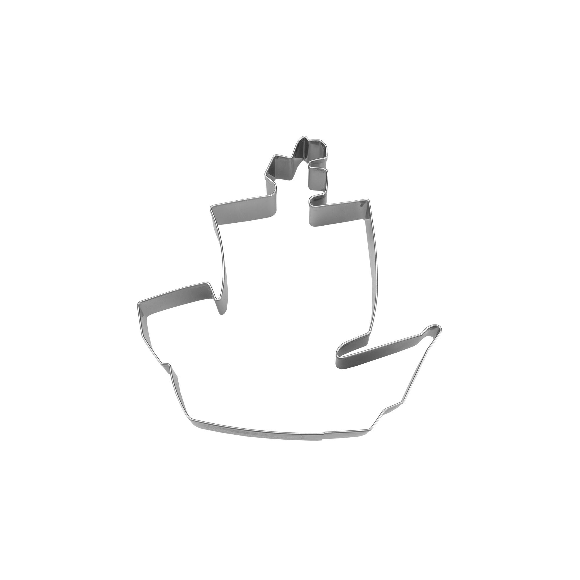 Ausstecher - Piratenschiff