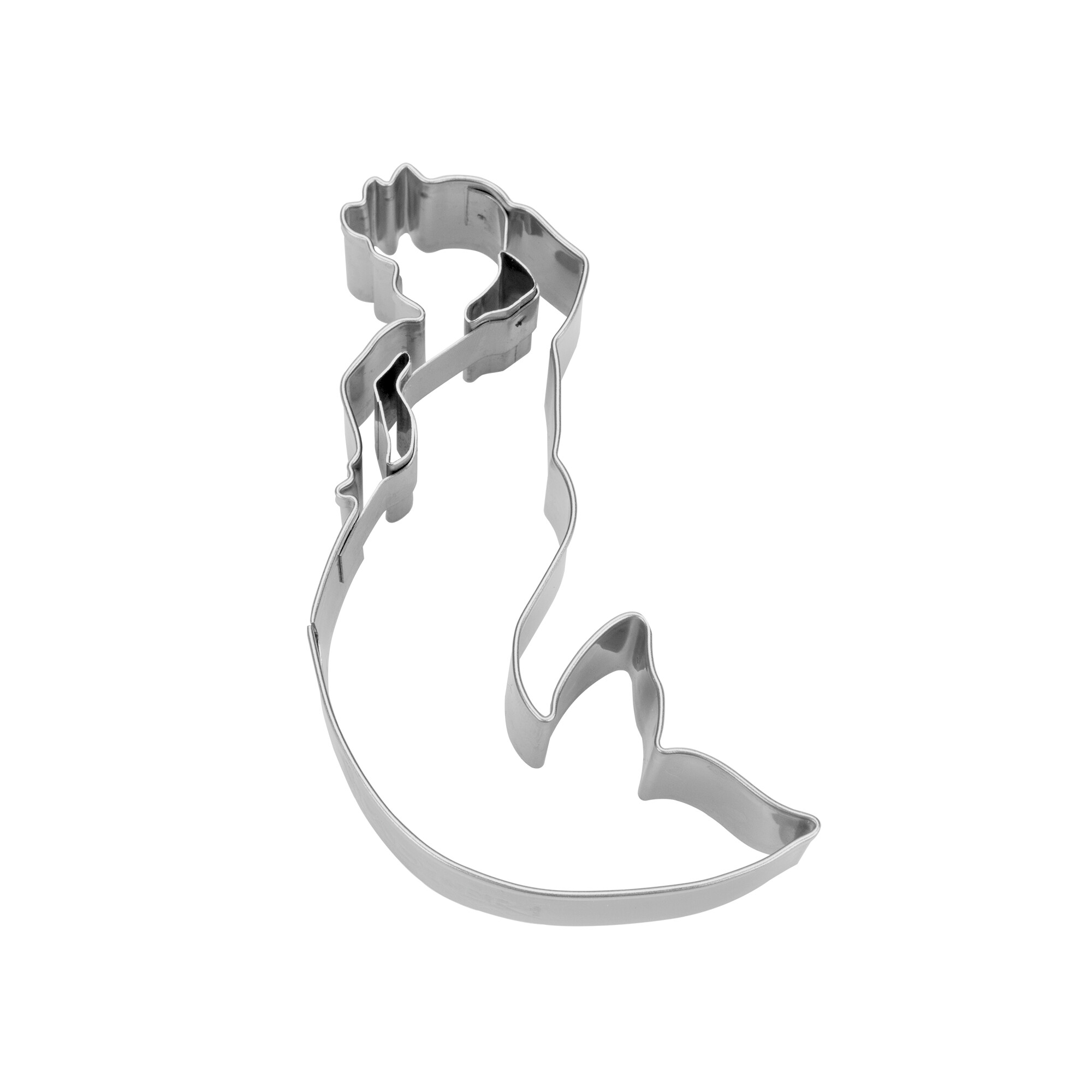 Präge-Ausstecher - Meerjungfrau