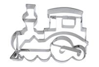 Präge-Ausstecher - Lokomotive