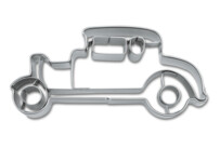 Cookie cutter with stamp - Hot Rod