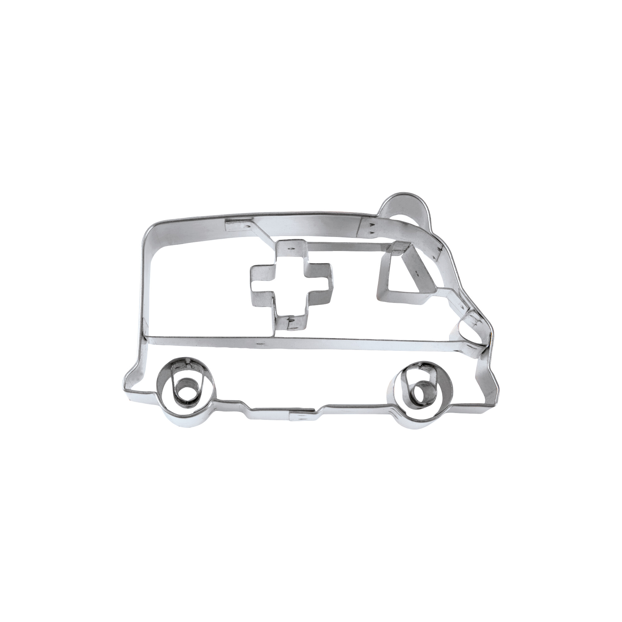 Cookie cutter with stamp - Ambulance