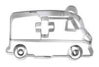 Präge-Ausstecher - Krankenwagen