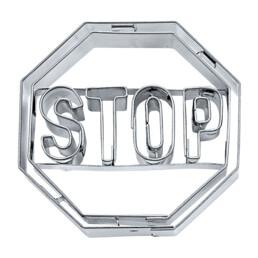 Präge-Ausstecher - Stoppschild