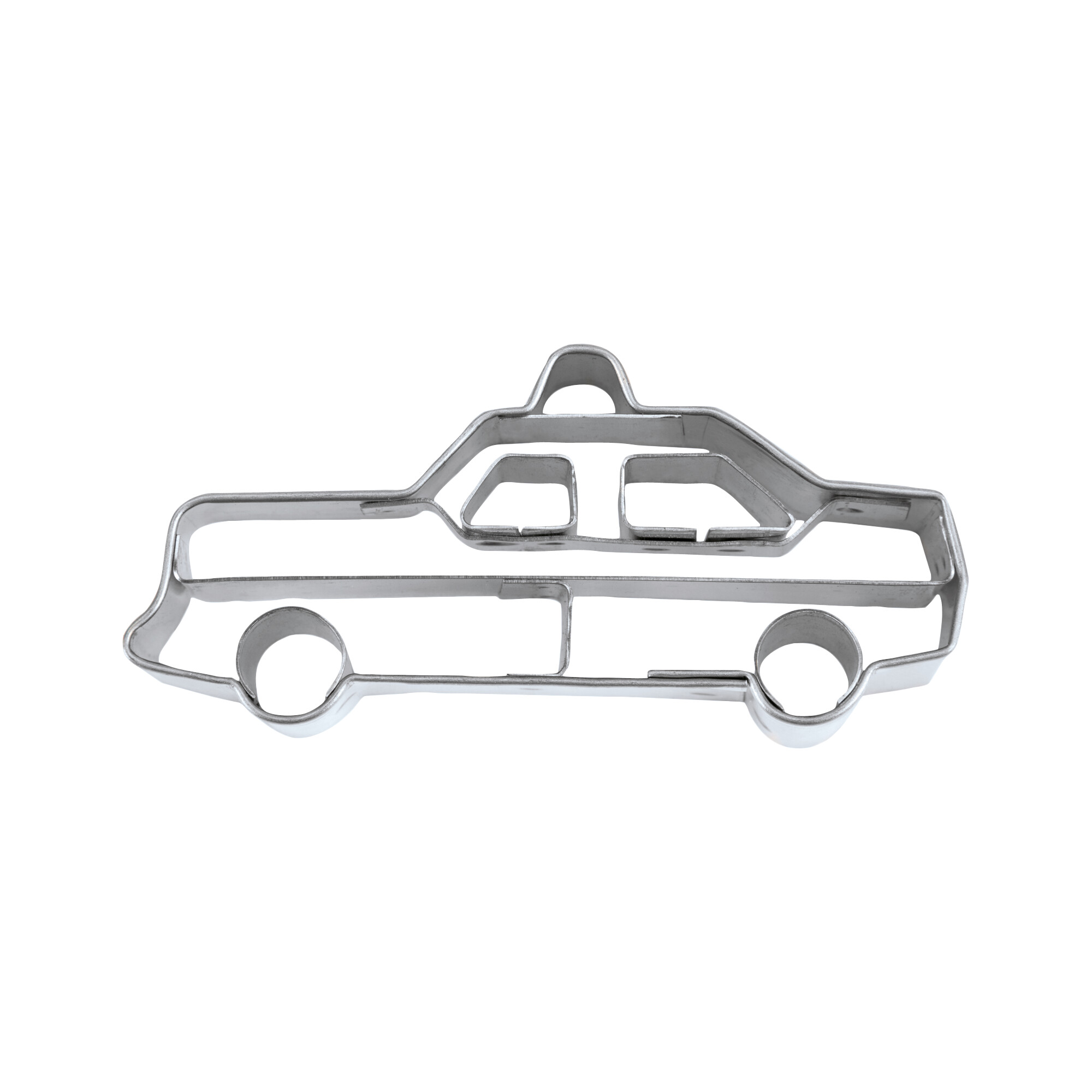 Cookie cutter with stamp - Police car