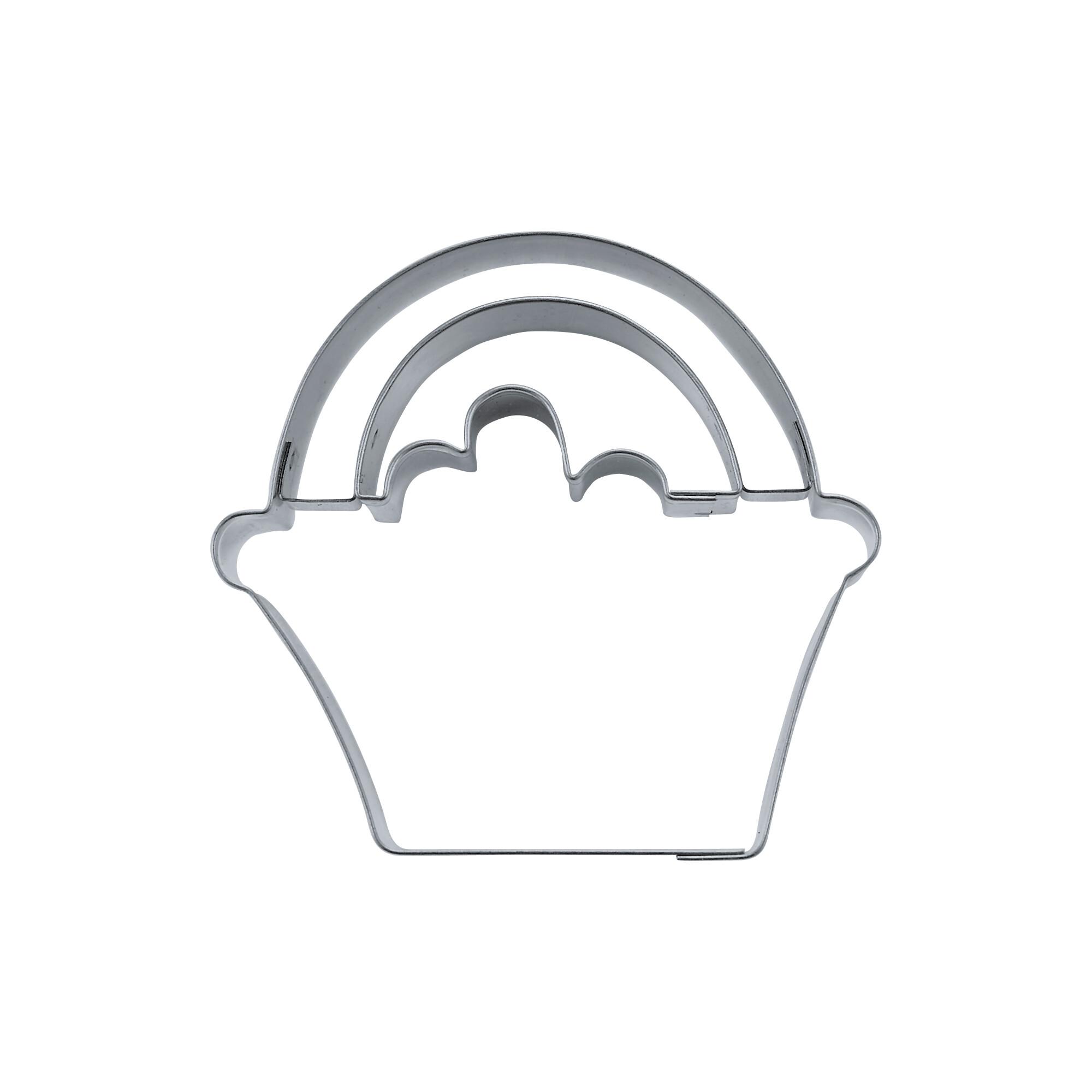 Cookie Cutter - Flower basket