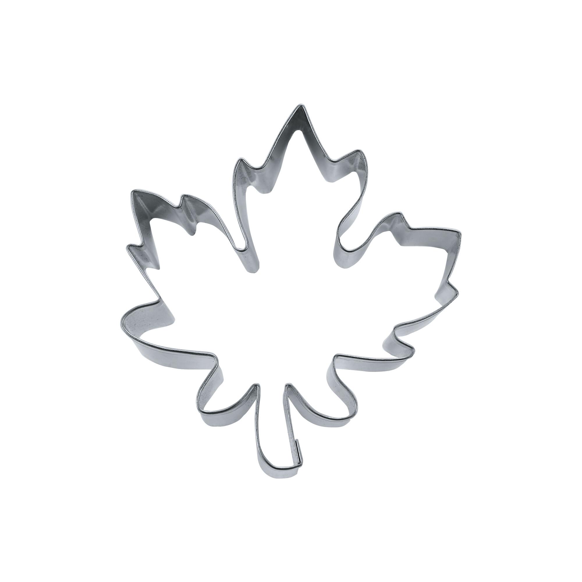 Cookie Cutter - Maple leaf