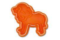 Präge-Ausstecher mit Auswerfer - Löwe