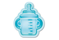 Präge-Ausstecher mit Auswerfer - Babyflasche