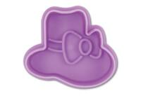 Präge-Ausstecher mit Auswerfer - Hut
