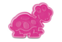 Präge-Ausstecher mit Auswerfer - Schildkröte