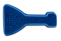 Cookie cutter with stamp and ejector - Balalaika