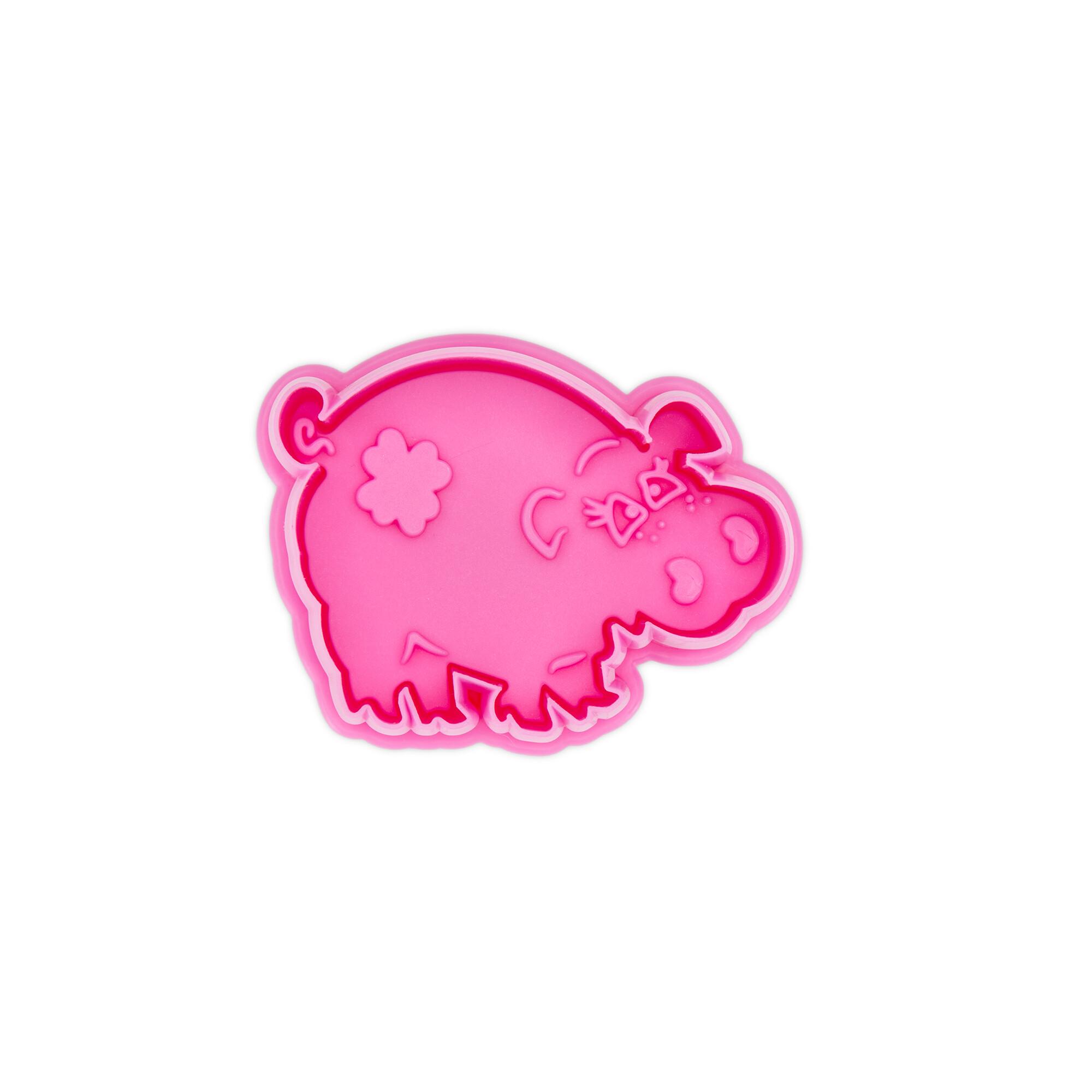 Präge-Ausstecher mit Auswerfer - Schwein