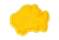 Präge-Ausstecher mit Auswerfer - Fisch