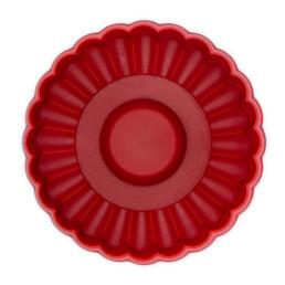 Präge-Ausstecher mit Auswerfer - Kreis gewellt - mit Prägung und Auswerfer