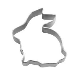 Ausstecher - Hase sitzend - Mini