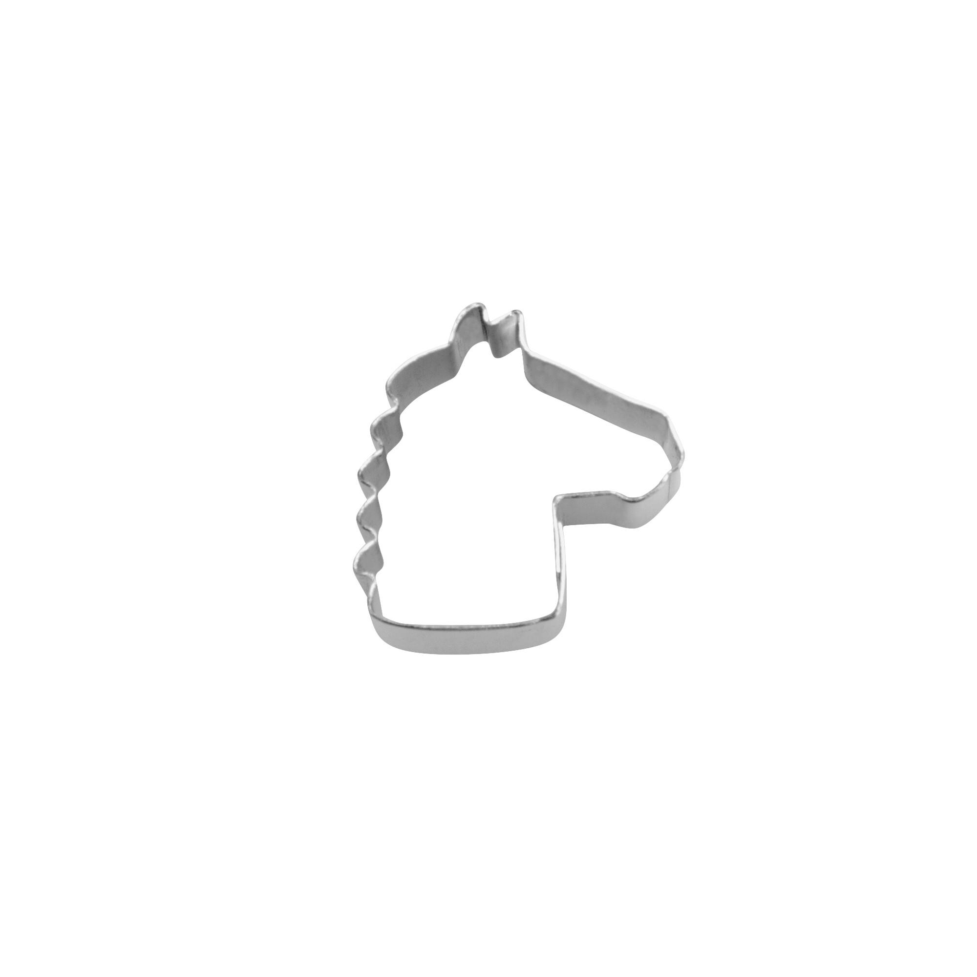 Cookie Cutter - Horse head - Mini