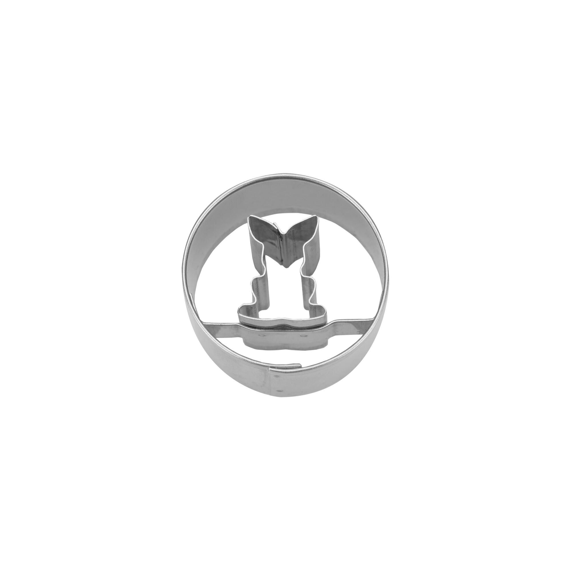 Ausstecher - Hase in Ring - Mini