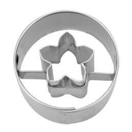 Cookie Cutter - Blossom in ring - Mini