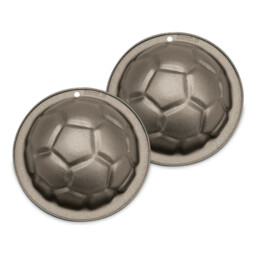 Motivbackform - Pepe der Fußball - Mini - 2 Stück