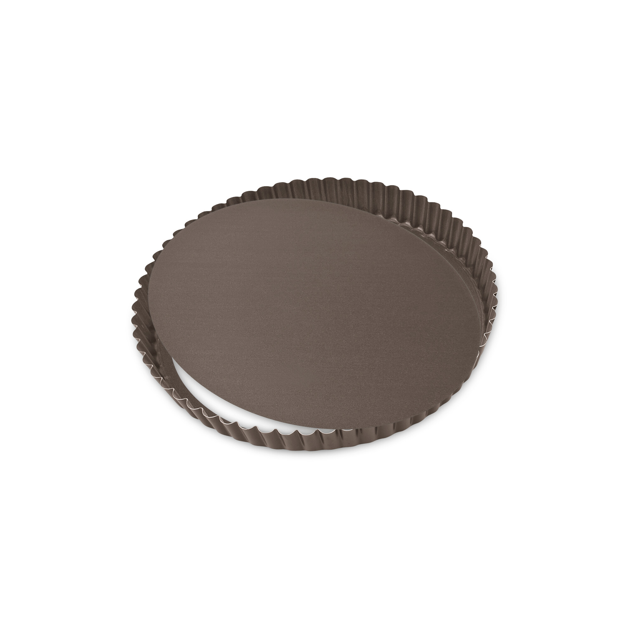Tart tin with removable bottom - Round