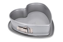 we love baking - Springform pan Heart