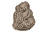 KIDS Backform - Lalelu Mamabär mit Baby