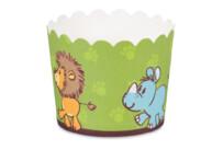 Cupcake-Backform - Echte Freunde - Mini - 12 Stück