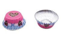 Paper cupcake liners - Spatzl - 50 pieces