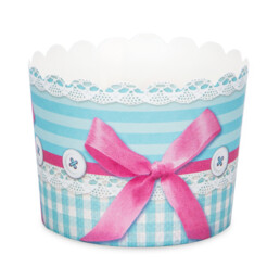 Cupcake liner - Just for You - Maxi - 12 pieces