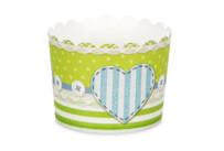 Cupcake liner - Favorite pastries - Maxi - 12 pieces
