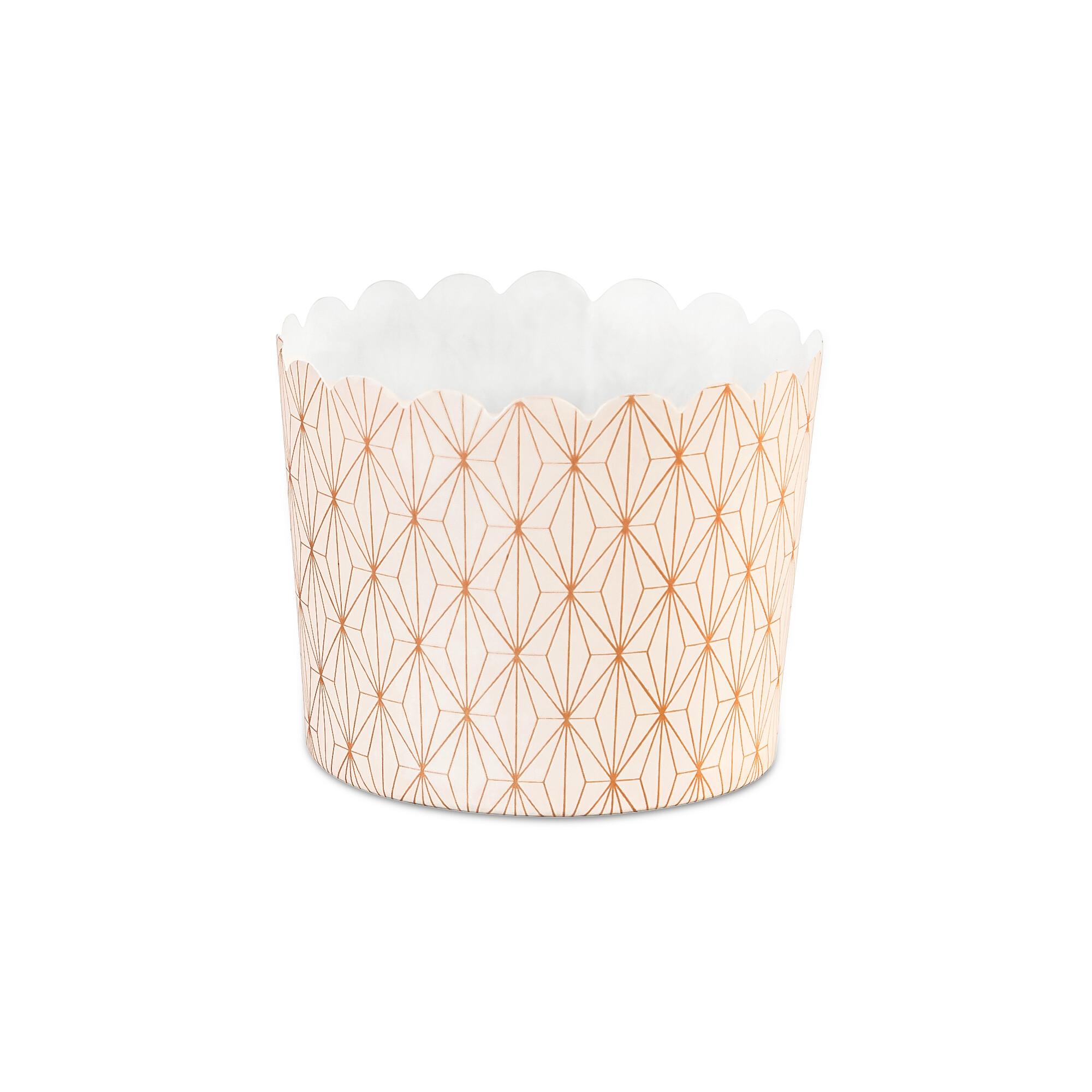 Cupcake-Backform - Vanilla Diamonds - Maxi - 12 Stück