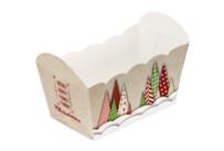 Papier-Backform - Yummy Christmas - 10 Stück