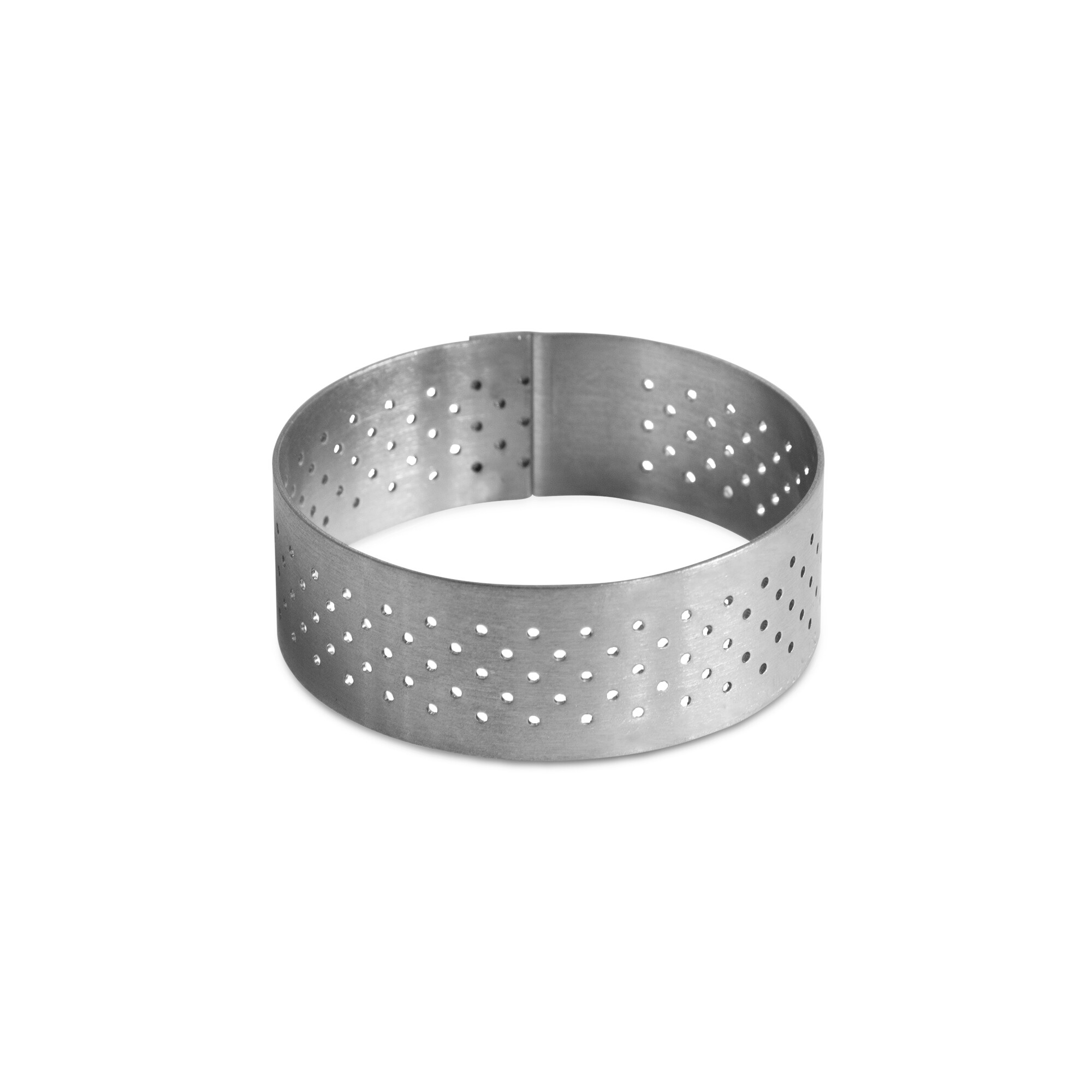 Round - perforated