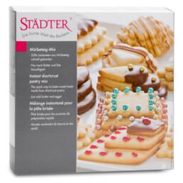 Baking mixture - Instant shortcrust pastry mix