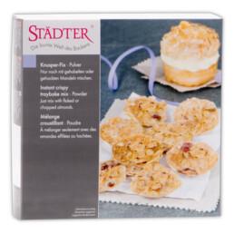 Baking mixture - Instant crispy traybake mix