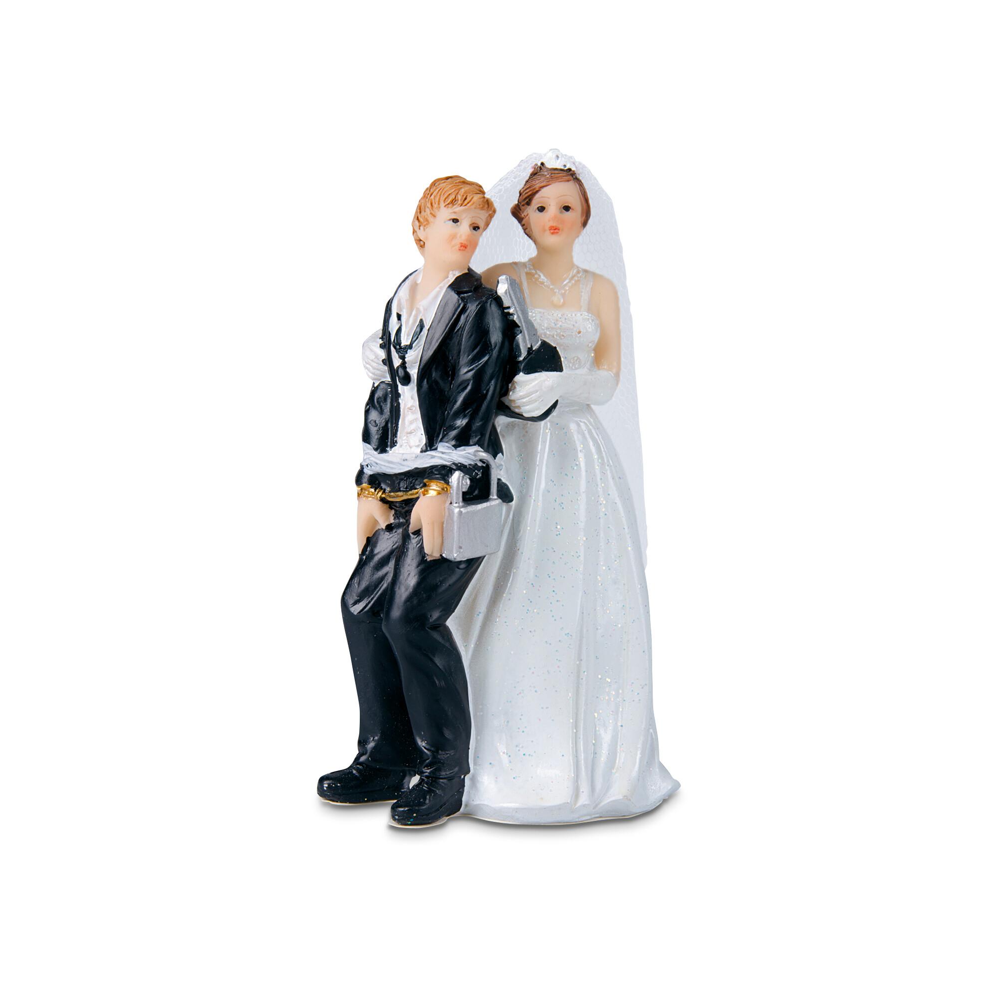 Tortendekoration - Brautpaar