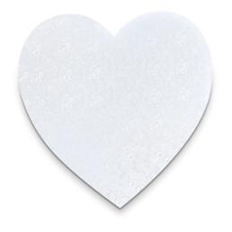 Cake board - Heart