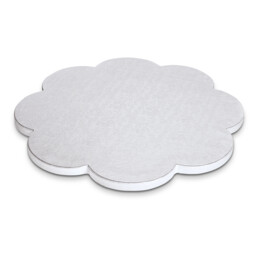 Cake board - Rosette - extra strong