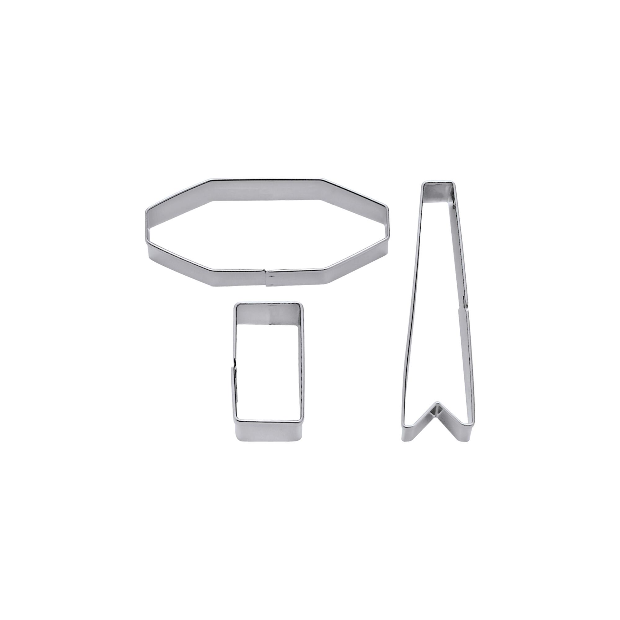 Professional cutter - Ribbon - Set, 3 parts
