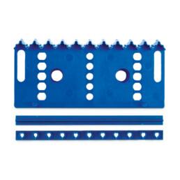 Fondant-Prägestempel - Bordüre - Set, 3-teilig