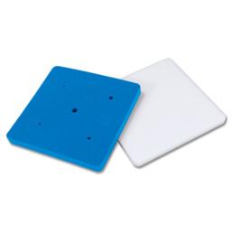 Modelling plates - Set, 2 parts
