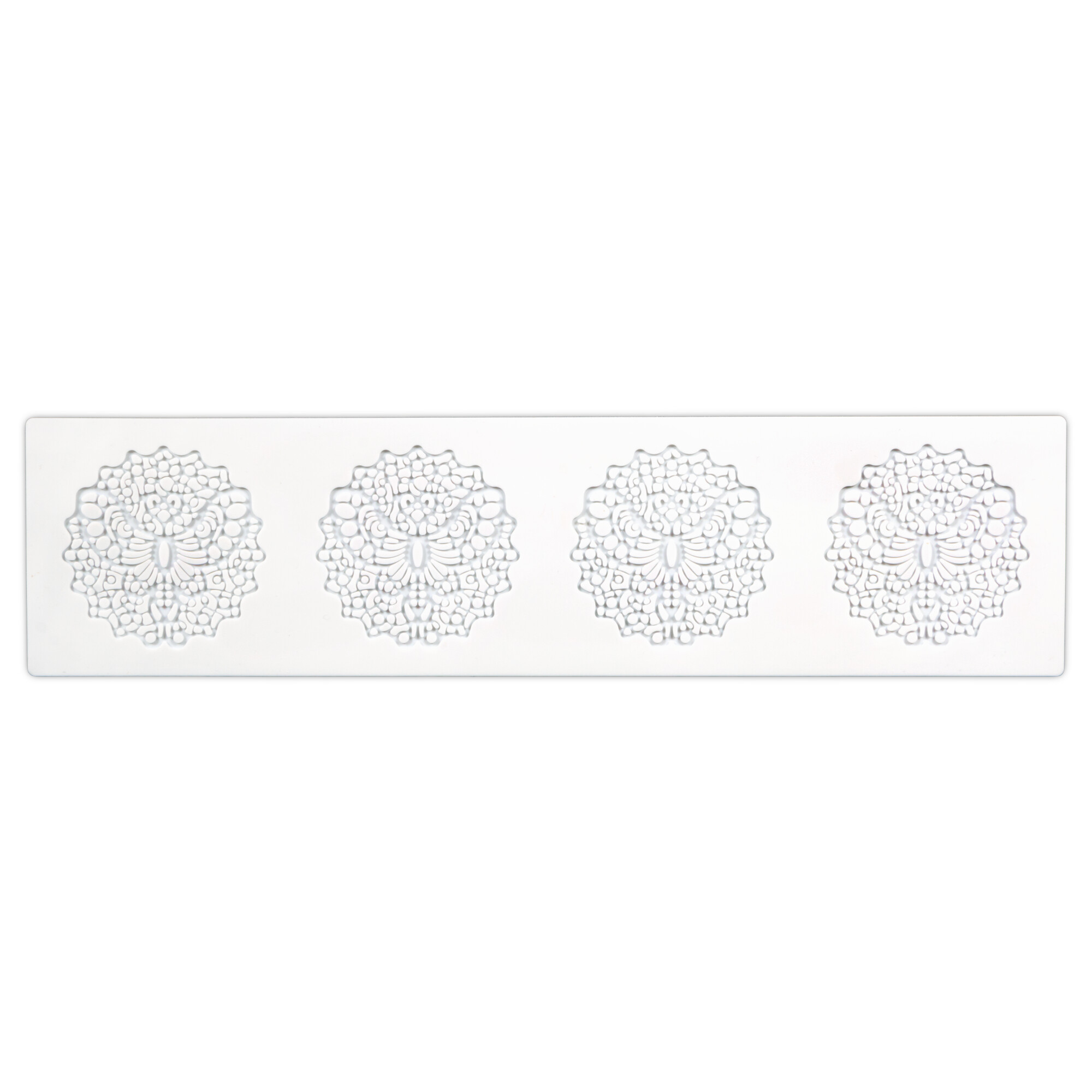 Cake lace mould - Spring - Silicone