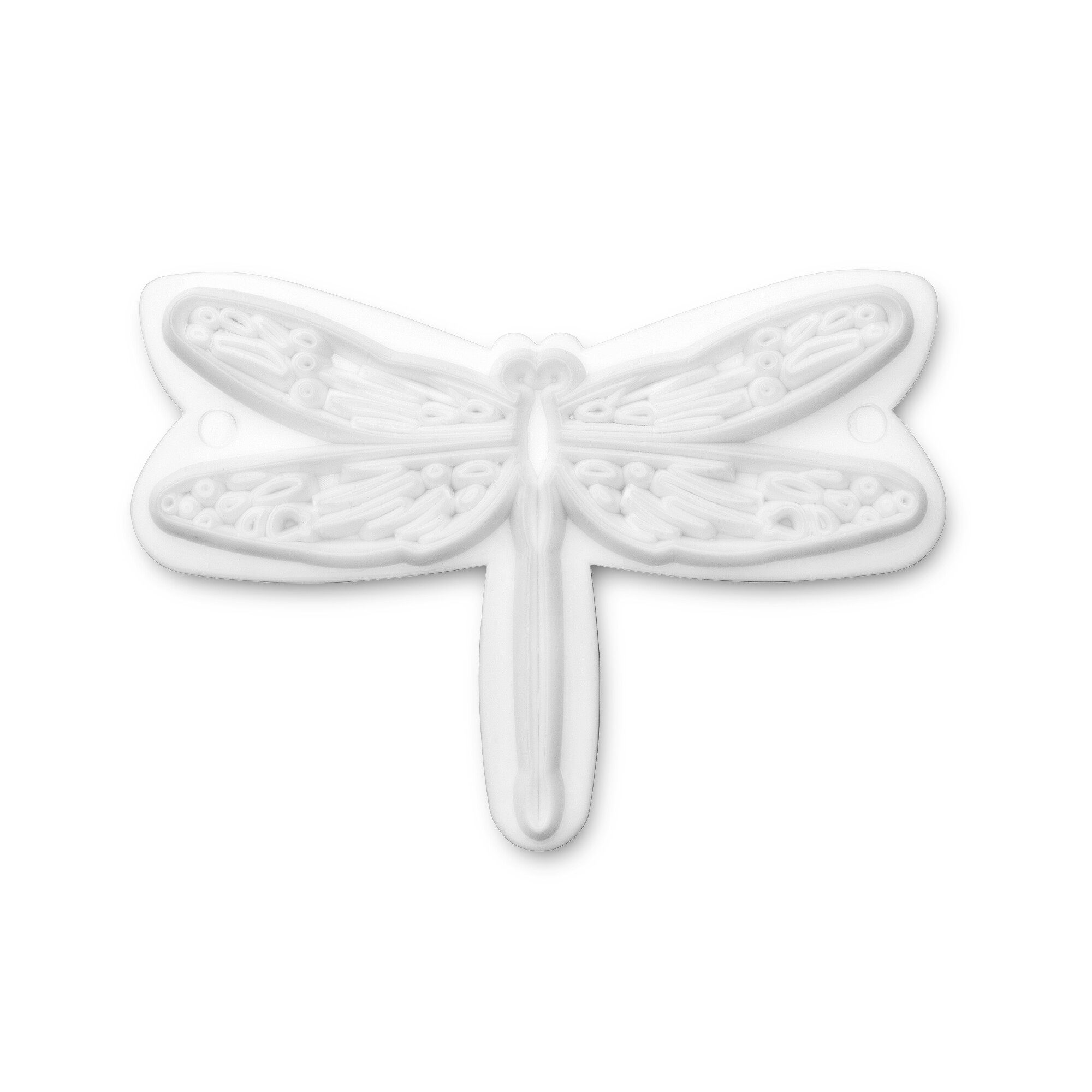 Fondant embossing stamp - Dragonfly