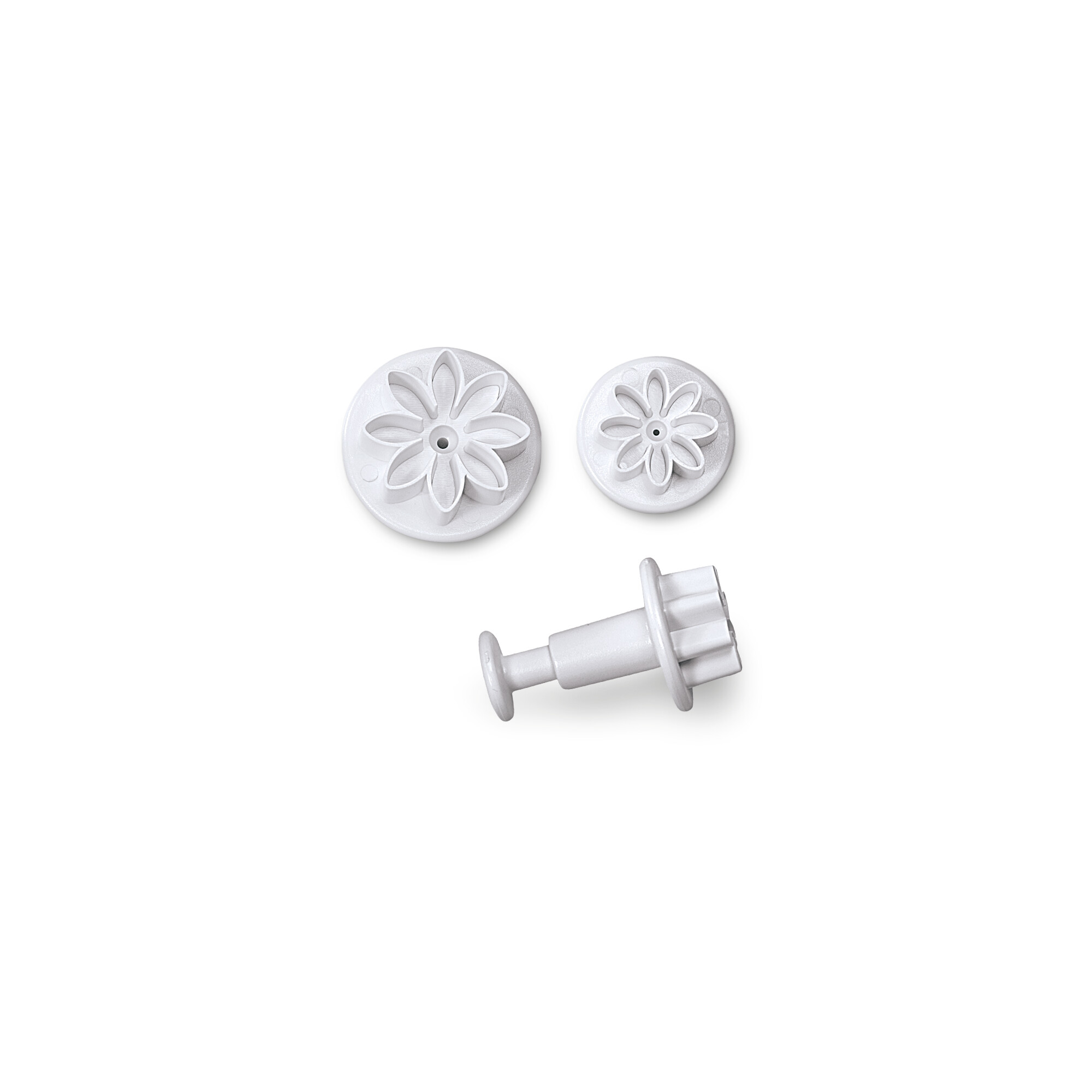 Professional cutter with ejector - Daisy - Set, 2 parts