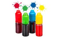 Food colour - Liquid - Set, 4 parts