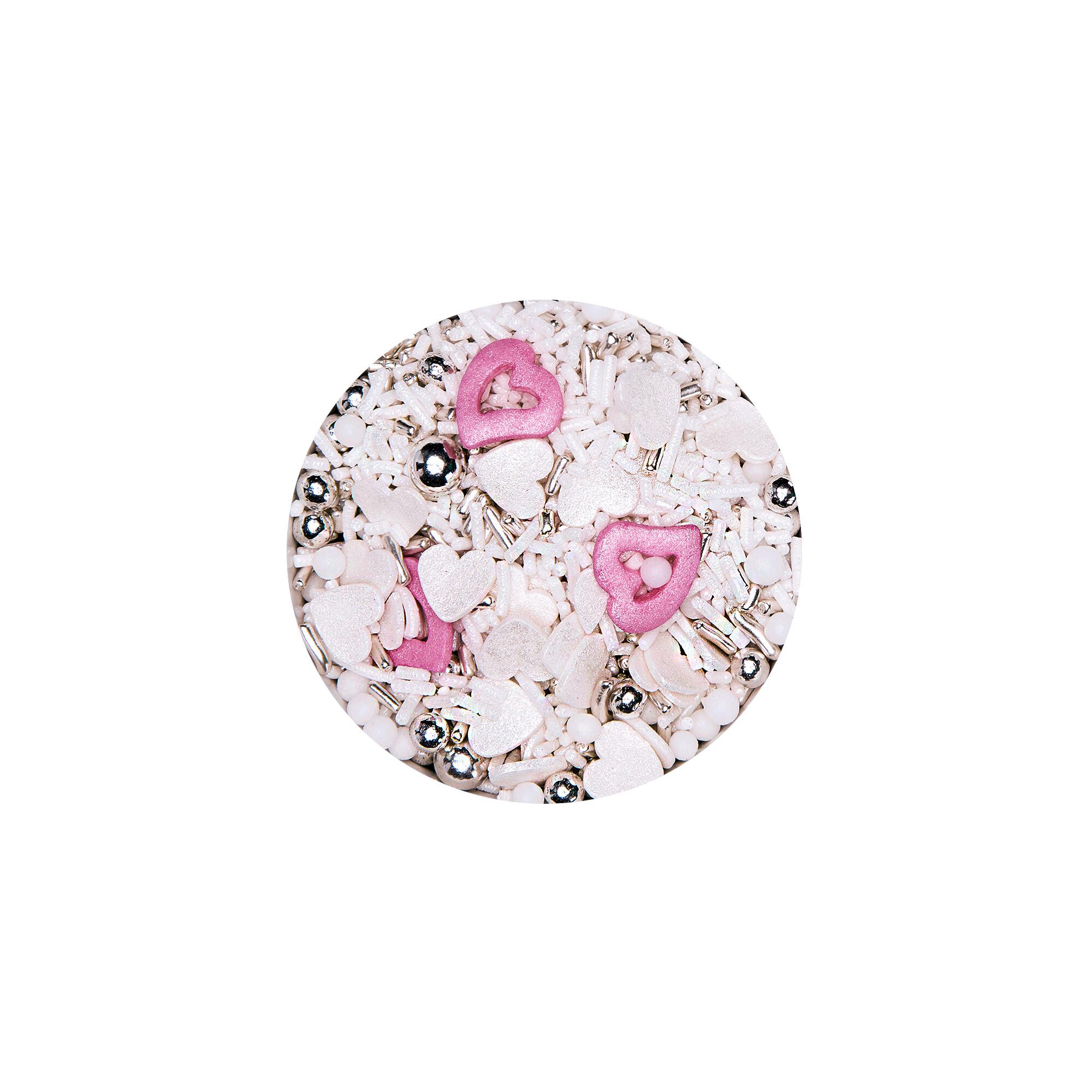 Edible sprinkle decoration - Love - Mix