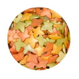 Edible sprinkle decoration - Butterflies